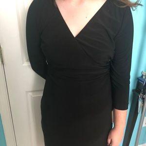 Classic Perfect Black Dress